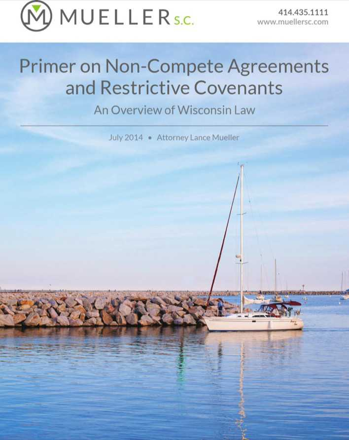 Independent Contractor Non Pete Agreement