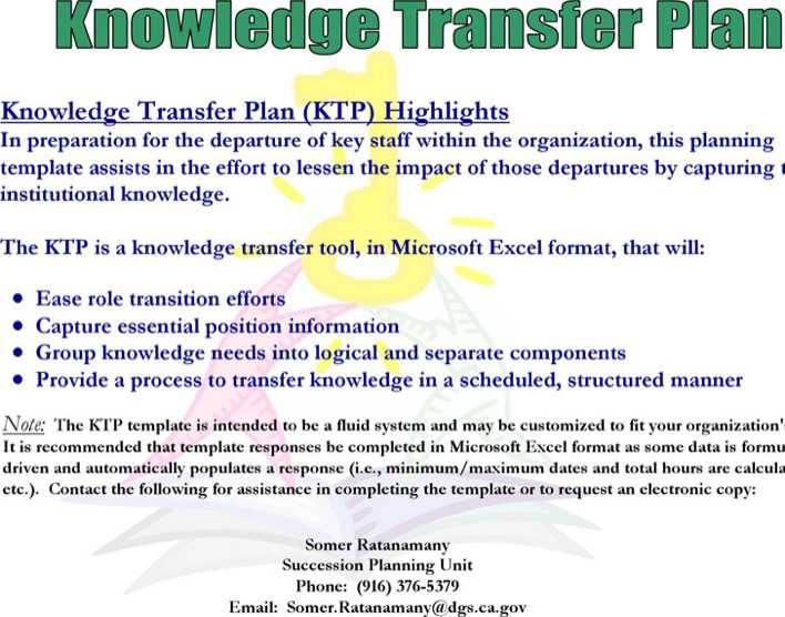 Nice Knowledge Transfer Template Photos >> Template Knowledge ...