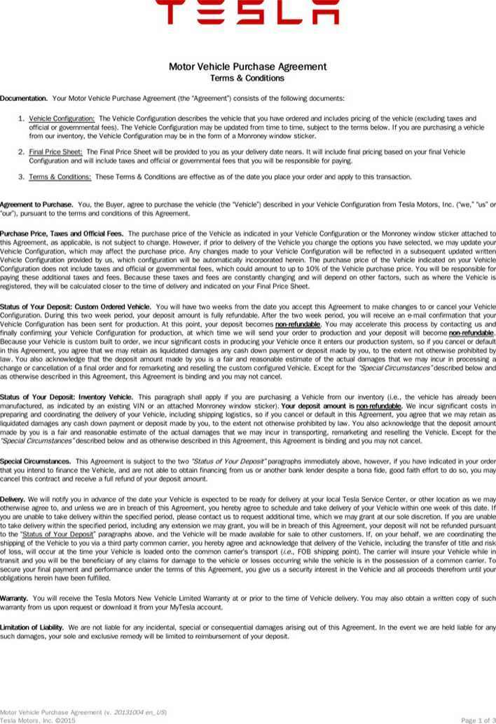 Motor vehicle purchase agreement download free premium for Motor vehicle purchase agreement