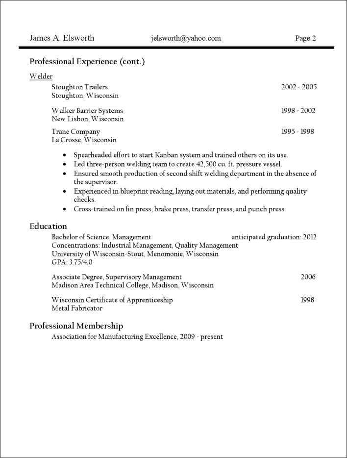 sample production manager resume housekeeping supervisor resume