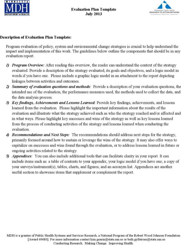 program evaluation and its usefulness Human services program evaluation how to improve your accountability and program effectiveness table of contents table of contents foreword ii.