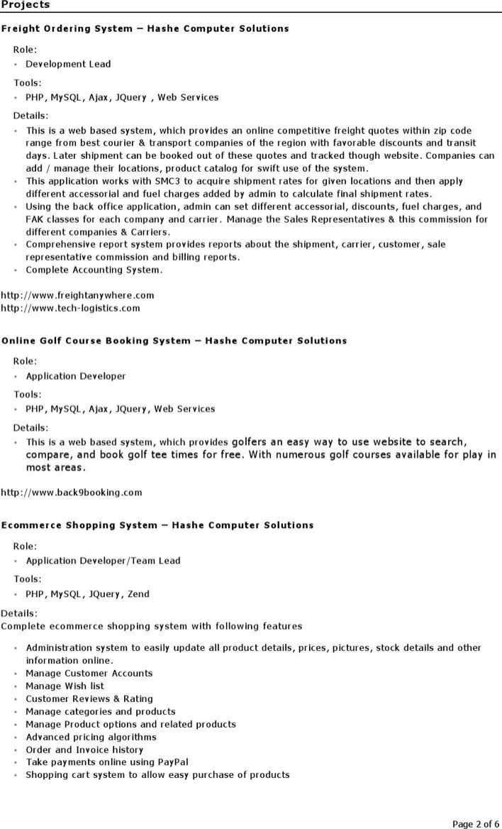senior software engineer resume junior architect resume example