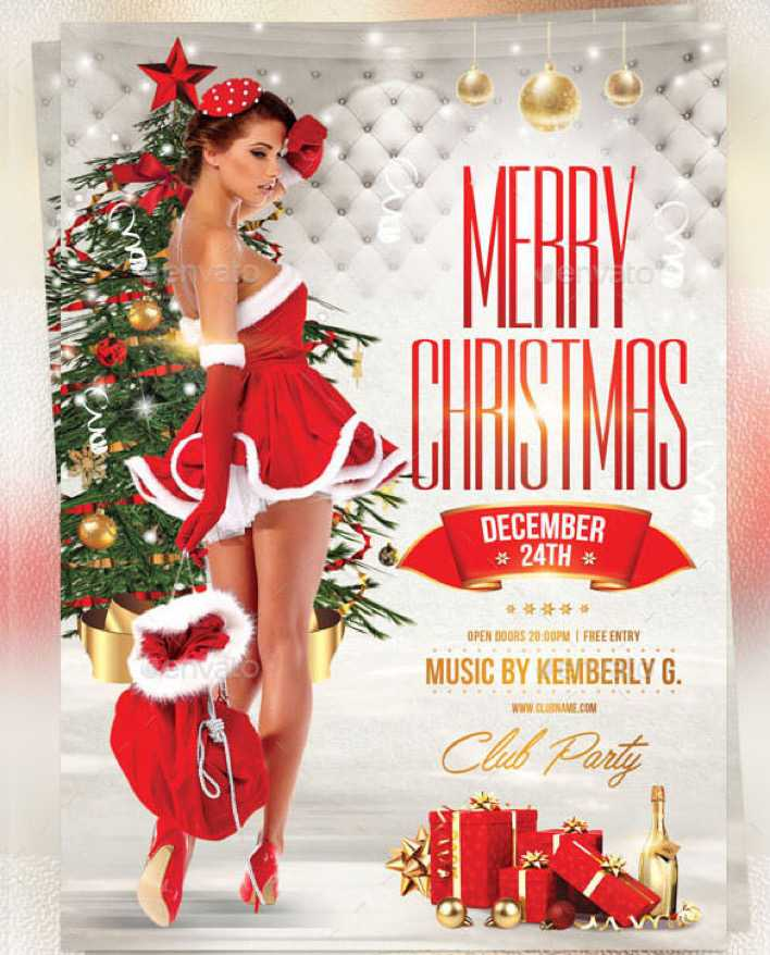 Christmas Flyer Templates Download Free Premium Templates Forms