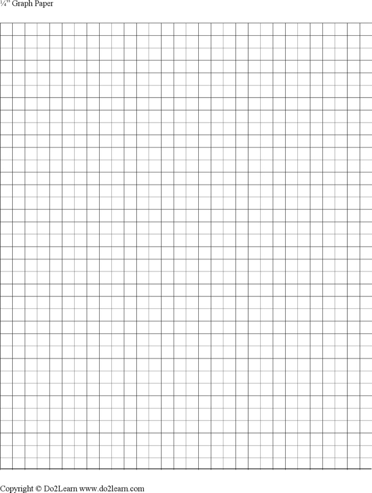 one inch graph paper template - graph paper templates download free premium templates