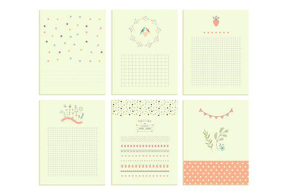 30 Holiday Cards Template Download