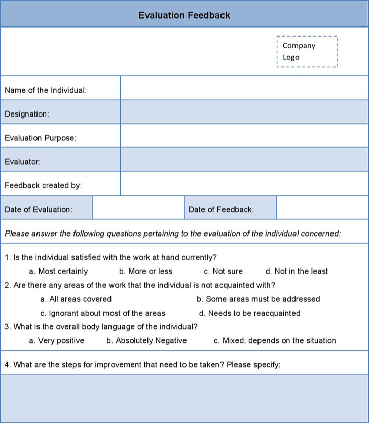 Doc680900 Hr Evaluation Form 13 HR Evaluation Forms HR – Sample Hr Form