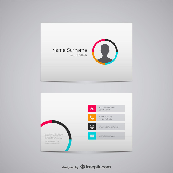 Blank ID Card Templates – Blank Id Card Template