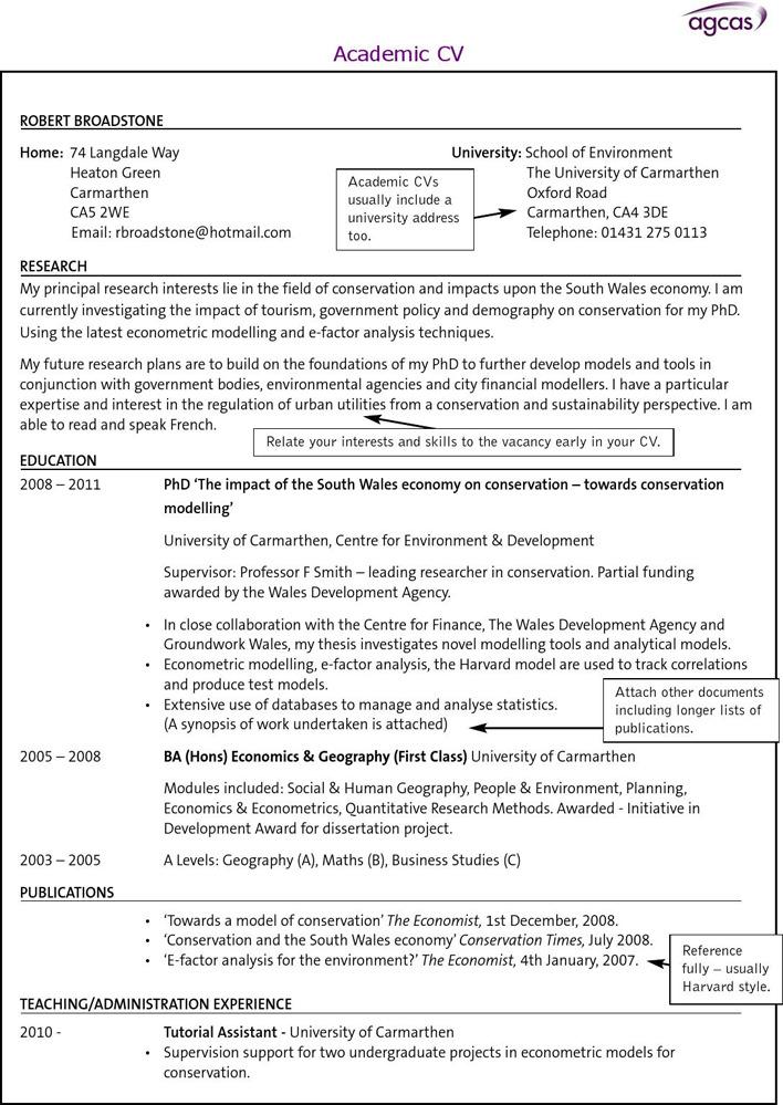 Academic cv template download free premium templates forms academic cv template yelopaper Gallery