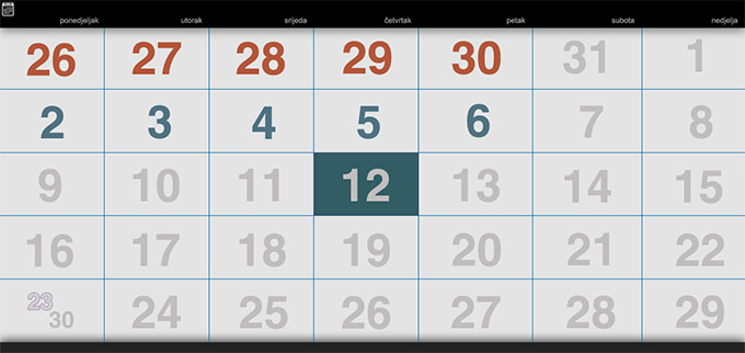 Academic Calendar Template | Download Free & Premium Templates