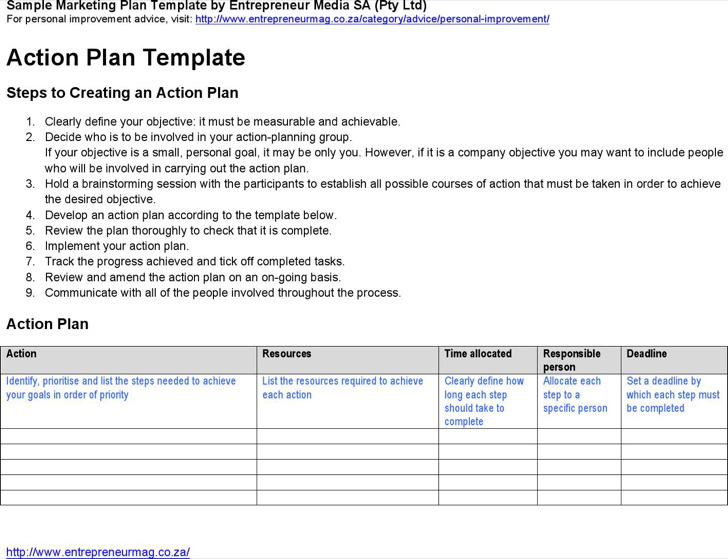 Strategic Life Plan Templates | Download Free & Premium Templates