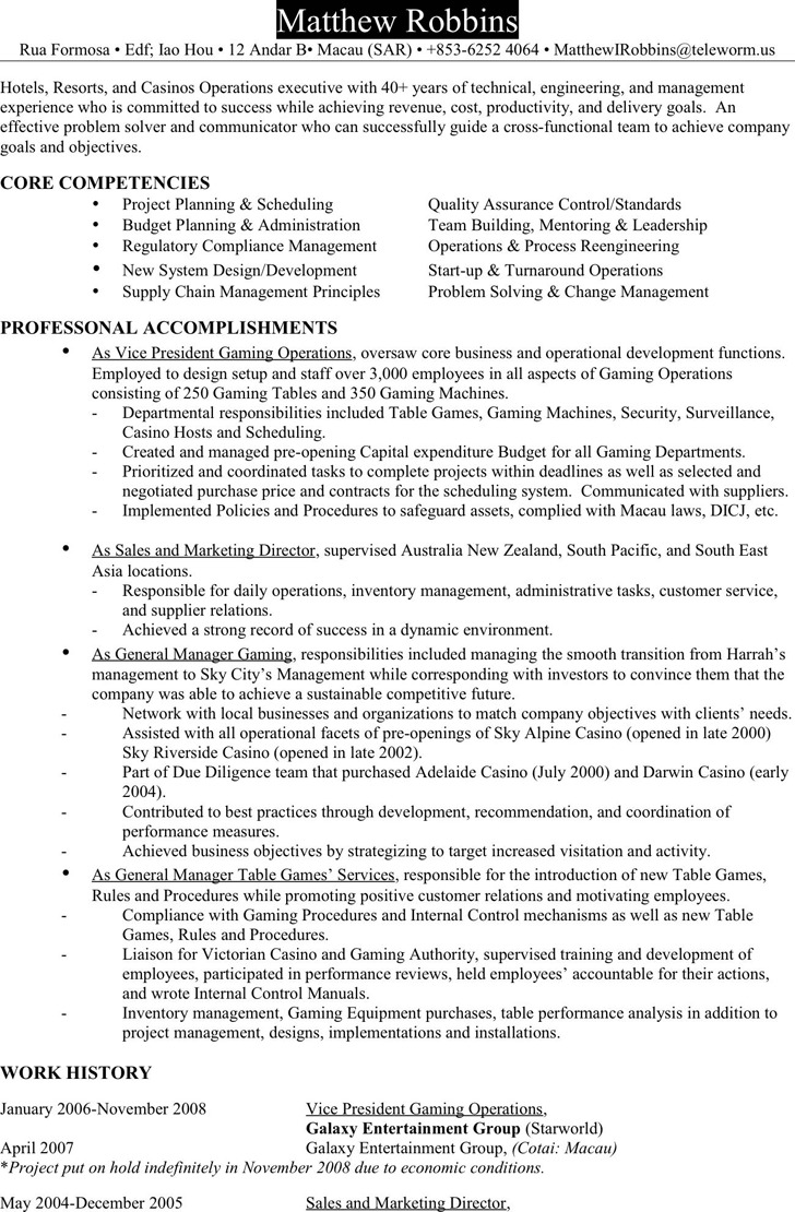 Administrative Assistant Resume Sample | Download Free & Premium ...