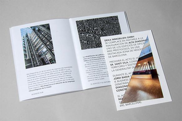Alta Diagonal Opening Event Brochure