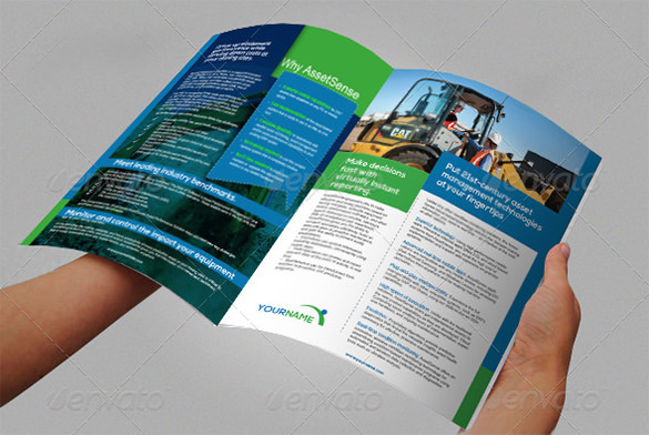 Top Construction Company Brochure Templates  Download Free