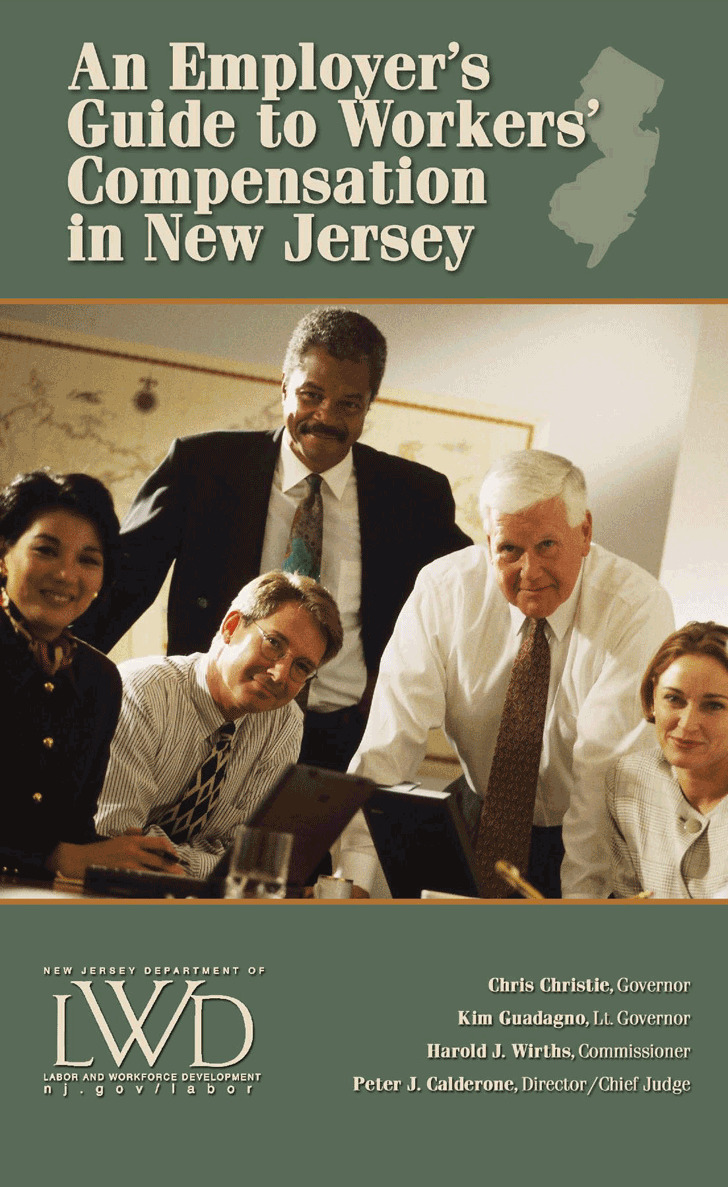 An Employer's Guide To Workers' Compensation in New Jersey