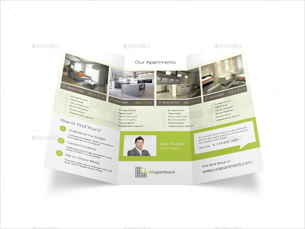 Apartment Brochure Templates Download Free Premium Templates - Apartment brochure templates