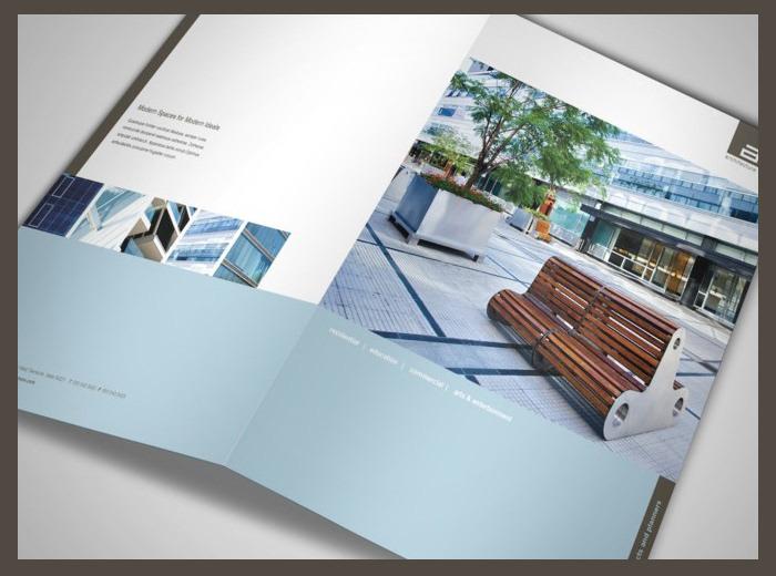 Architect Brochure Template