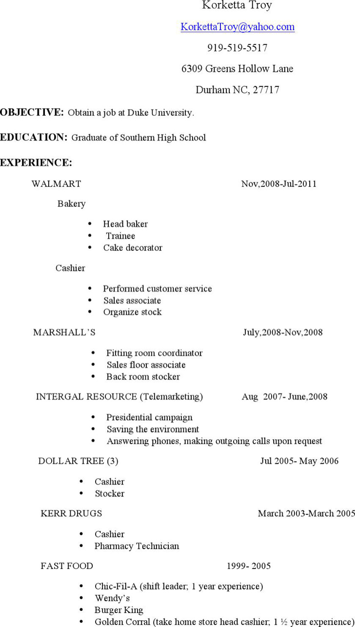 4  stocker resume templates free download