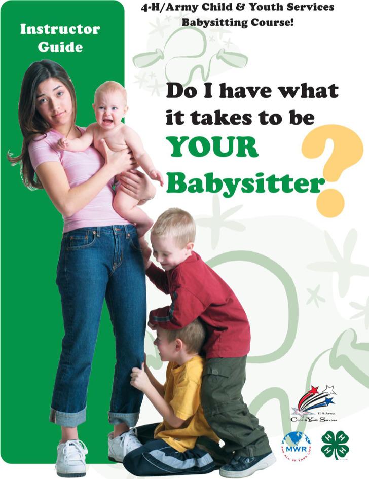 Basic Babysitter Reference Letter