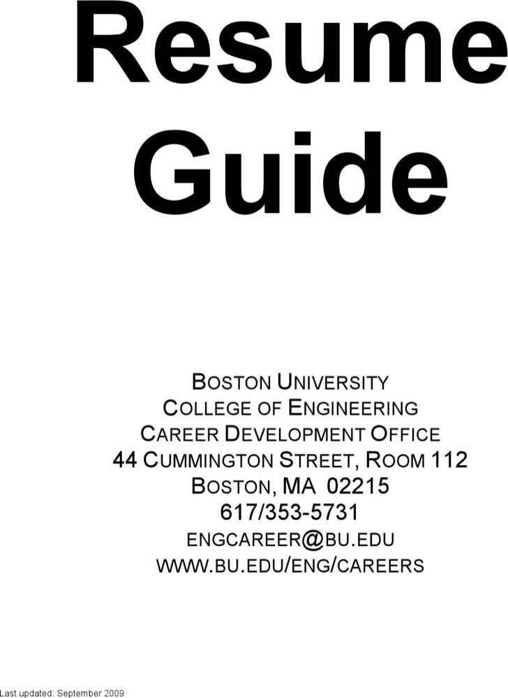 Basic Computer Science Resume
