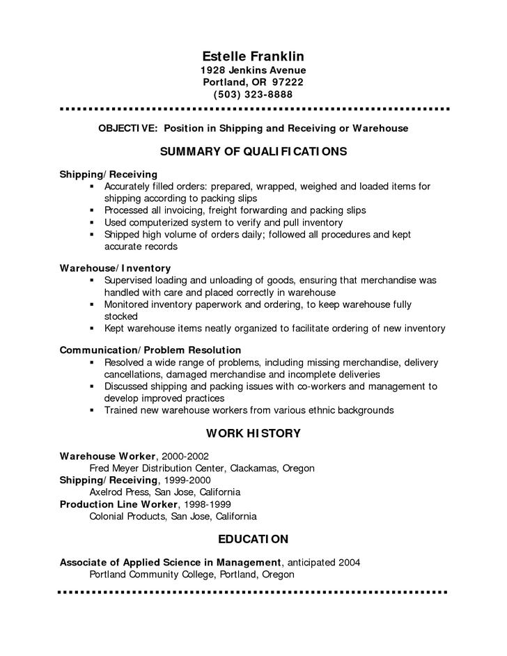 Basic Resume Template for Professionals