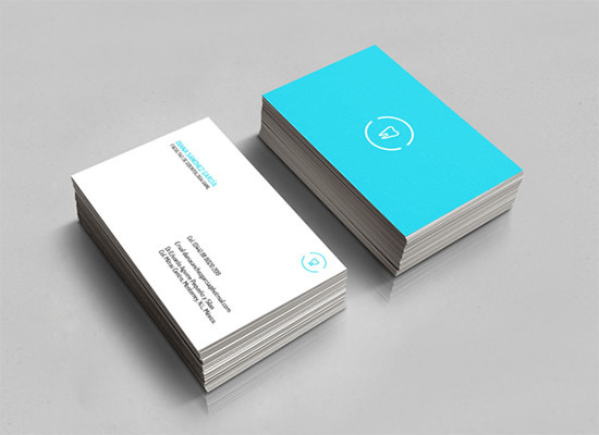 Beautiful Business Card for Dentist