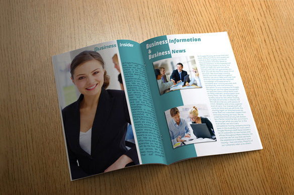 Best Construction Company Brochure Template
