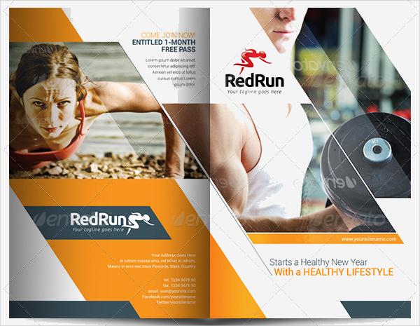 Sports & Fitness Brochures   Download Free & Premium Templates ...