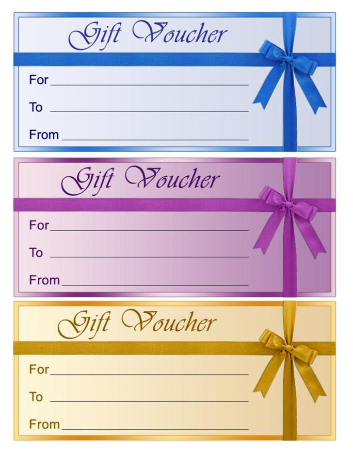Blank Voucher Template | Download Free & Premium Templates, Forms