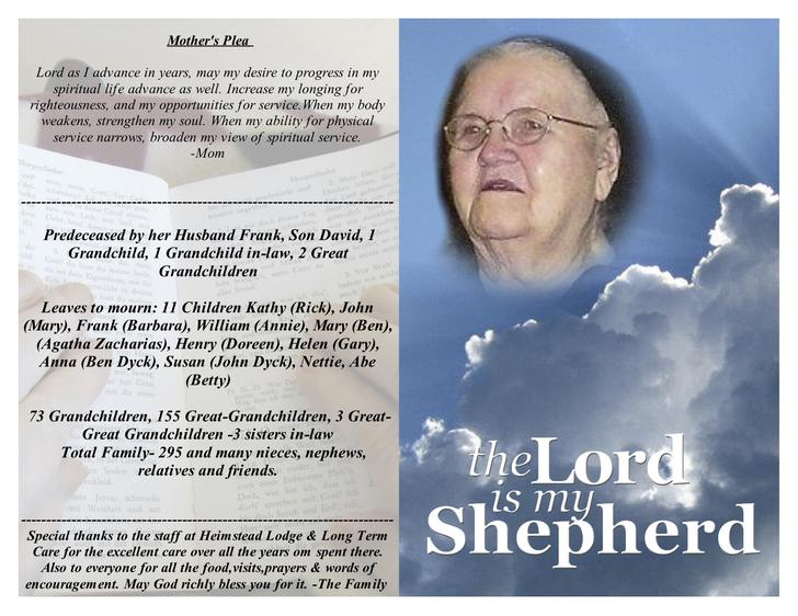 Free Obituary Templates | Download Free & Premium Templates, Forms