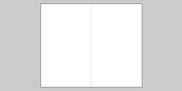Blank Bi Fold Brochure Template | Download Free & Premium