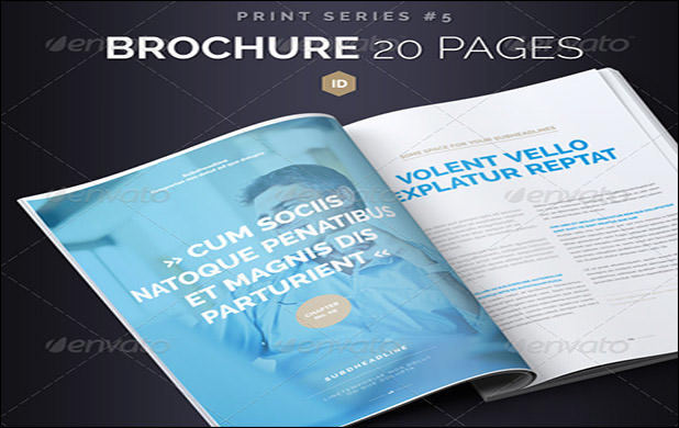 Brochure 20 Pages Series 5