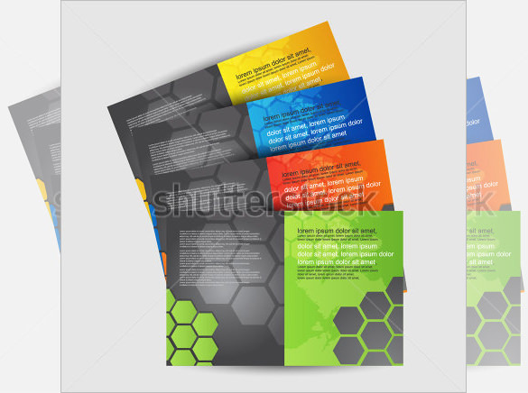 Brochure Design Ideas ckca summer brochure design 3 Brochure Design Set Template