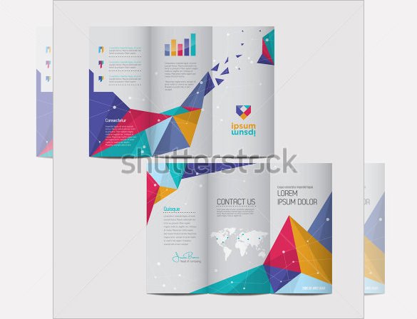 Brochure Design Ideas beautiful brochure design ideas for inspiration 1 Brochure Design With Spread Pages
