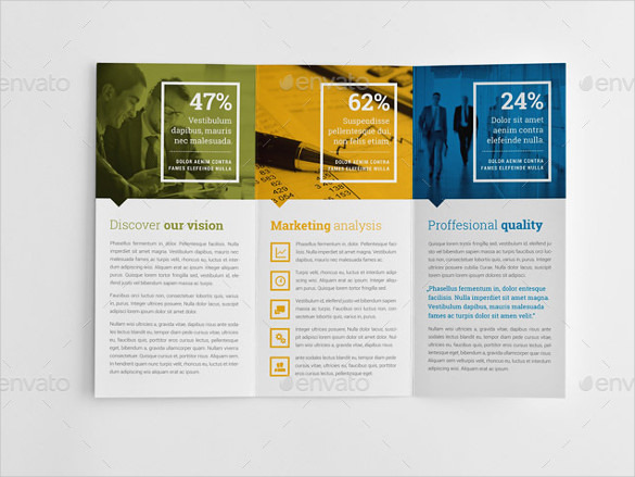 12  graduation brochure templates free download