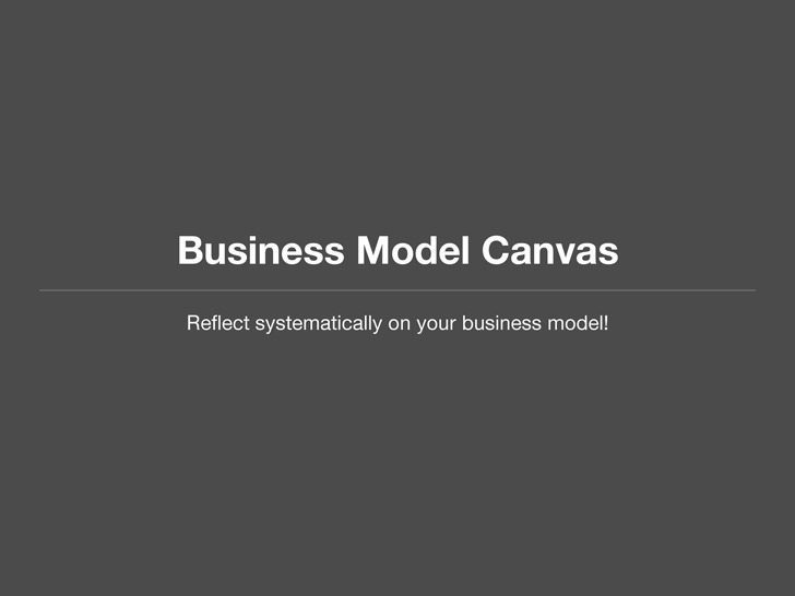 Business Model Canvas 2