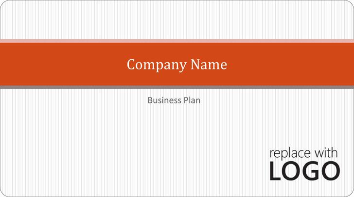 Business Plan Presentation 3