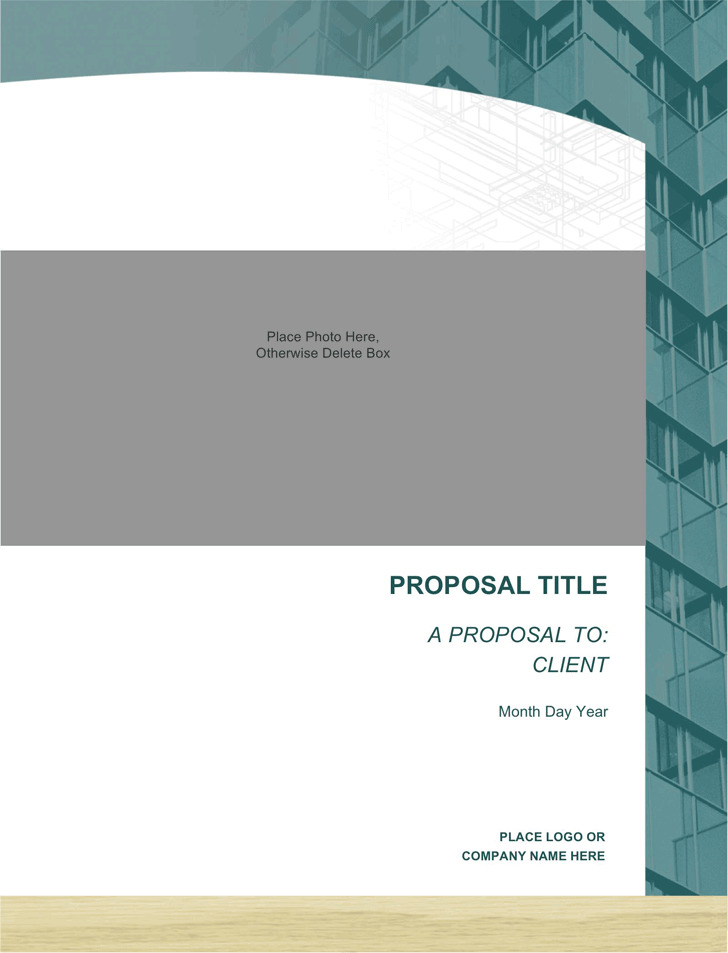 Business Proposal Template 2