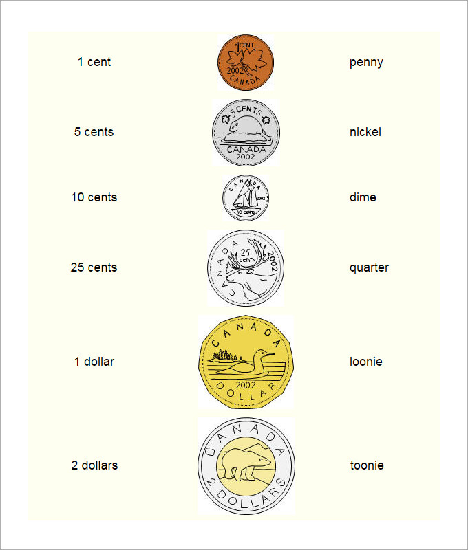 mixed coins worksheets