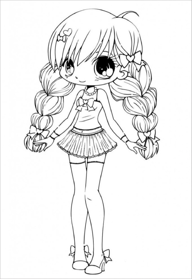 Chibi Body Template