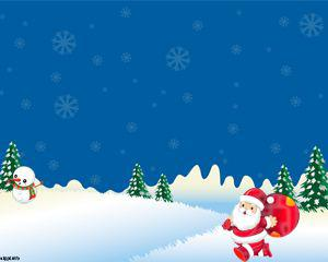 Christmas in Numbers Powerpoint Slideshow Download