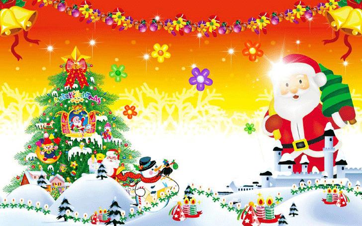 Christmas Template 2