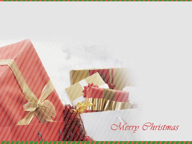 Christmas Template 3