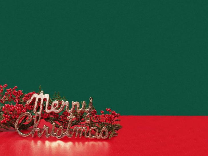 Christmas Template 4