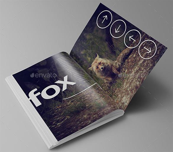 Clean Brochure Design Template