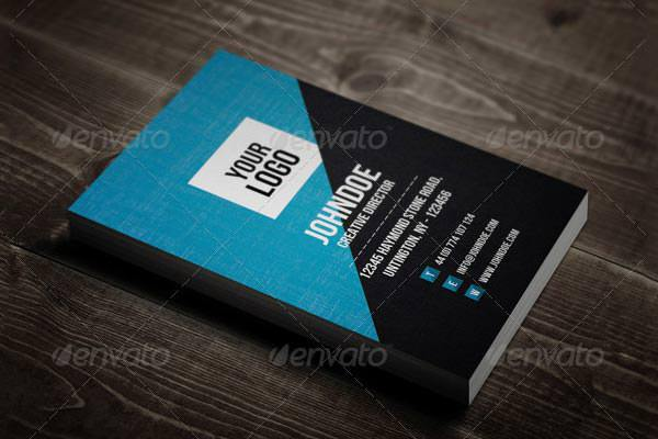 Clean Coporate Business Card