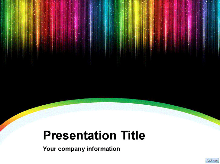 Cool Powerpoint Templates Download Free Amp Premium
