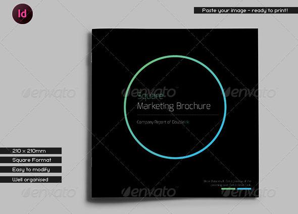 Company Brochure Template & Design Guidelines