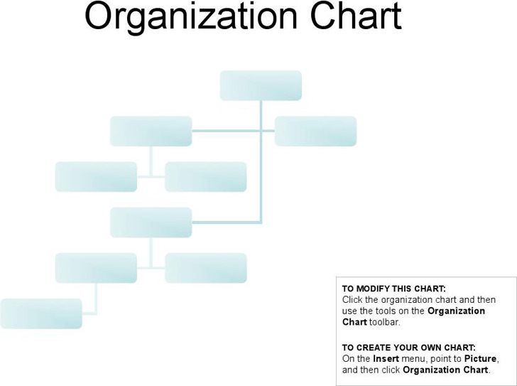 Company Organization Chart | Download Free & Premium Templates
