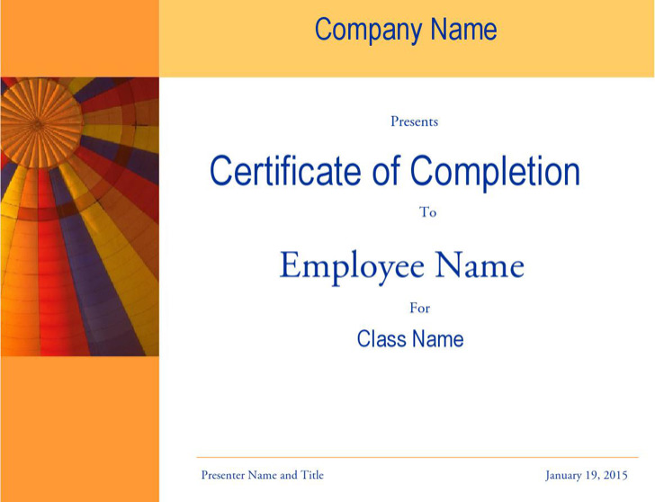 Microsoft Word Certificate Templates  Download Free  Premium