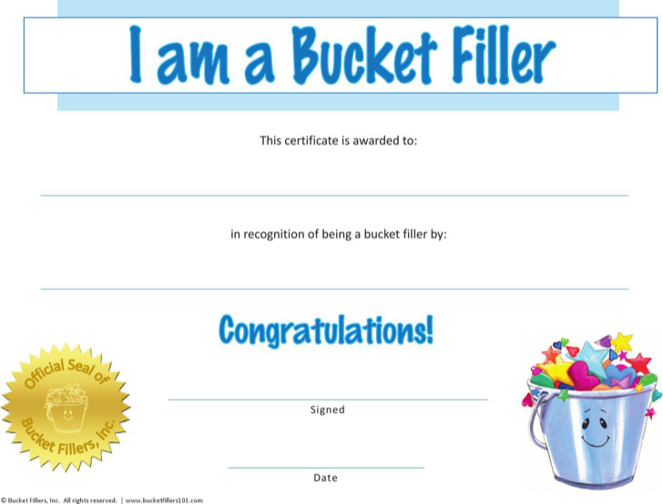 Competition Winner Certificate Template
